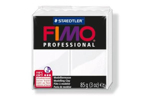FIMO PROFESSIONAL 85gr WHITE