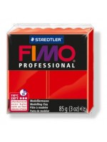 STAEDTLER ΠΗΛΟΣ FIMO PROFESSIONAL 85gr PURE RED