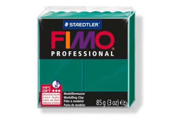 FIMO PROFESSIONAL 85gr PURE GREEN