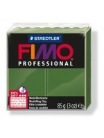 STAEDTLER ΠΗΛΟΣ FIMO PROFESSIONAL 85gr LEAF GREEN