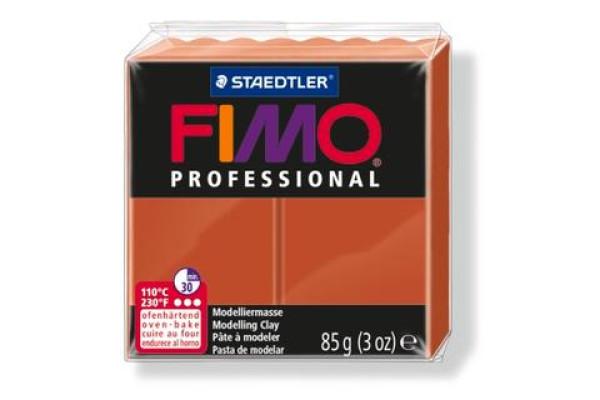 FIMO PROFESSIONAL 85gr TERRACOTTA
