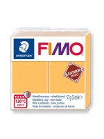 FIMO 8010-109 LEATHER EFFECT 57gr SAFRAN YELLOW