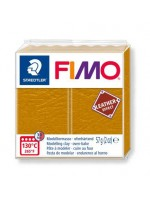 FIMO 8010-179 LEATHER EFFECT 57gr OCRE