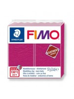 FIMO 8010-229 LEATHER EFFECT 57gr BERRY