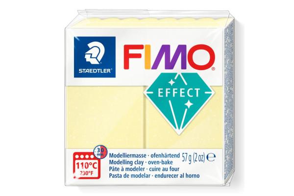 FIMO 8020-106 EFFECT 57gr ΛΕΜΟΝΙ