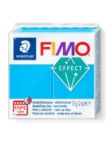 STAEDTLER ΠΗΛΟΣ FIMO 8020-374 EFFECT 57gr ΔΙΑΦΑΝΟ ΓΑΛΑΖΙΟ