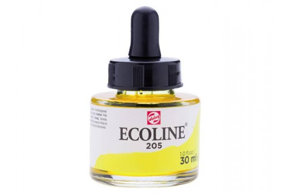 ECOLINE ROYAL TALENS 30ML LEMON YELLOW