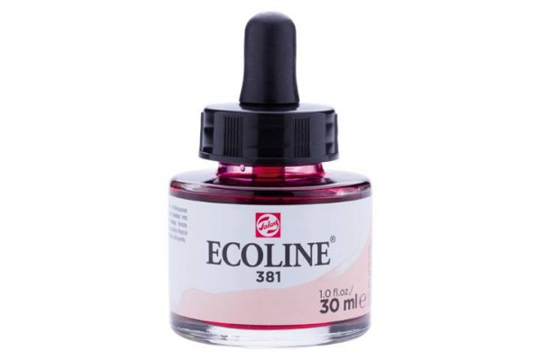 ECOLINE ROYAL TALENS 30ML PASTEL RED
