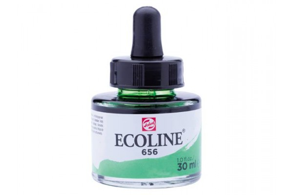 ECOLINE ROYAL TALENS 30ML FOREST GREEN