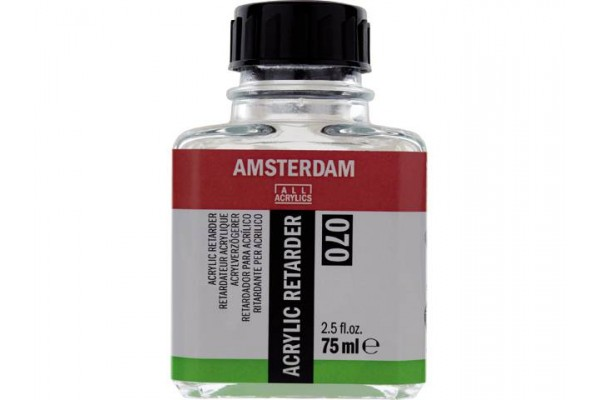 AMSTERDAM ACRYL. RETARDER 75ML